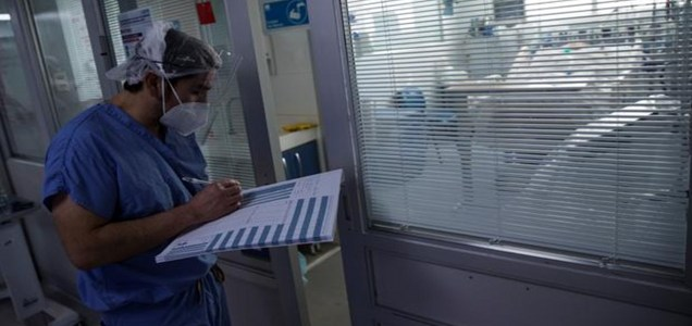 La tasa de supervivencia de los pacientes con Covid-19 que se encuentran en la UCI ha mejorado un 33%