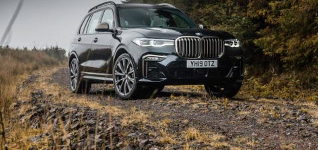 Buy 2019 BMW X7 BC BMW's Largest All New SUV Vancouver BC