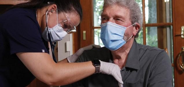 Enfermos optan por 'hospitalización en casa'