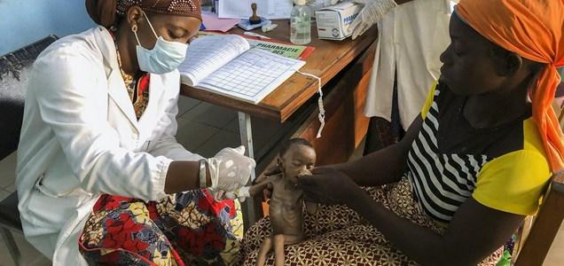 Hambre y coronavirus dejarán estela de muerte entre niños