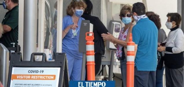 En Estados Unidos se espera que contagios suban exponencialmente