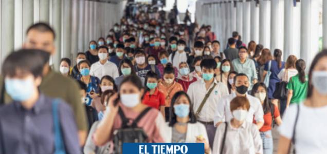 Casos de muertes repentinas por coronavirus de personas asintomáticas