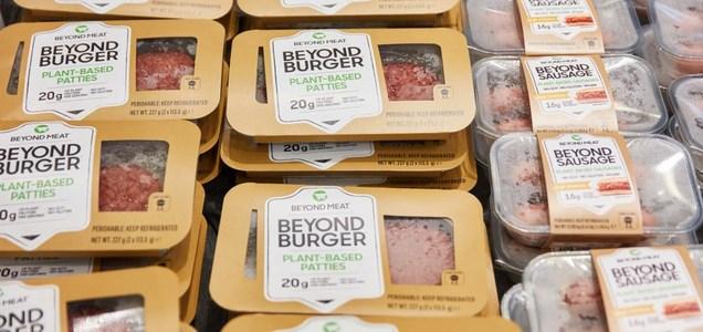 Negli USA schizzano i consumi di carne sintetica