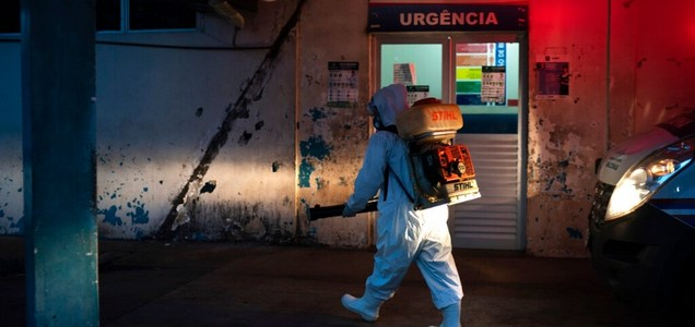 In America Latina l'epidemia da coronavirus è arrivata dopo, ma è arrivata