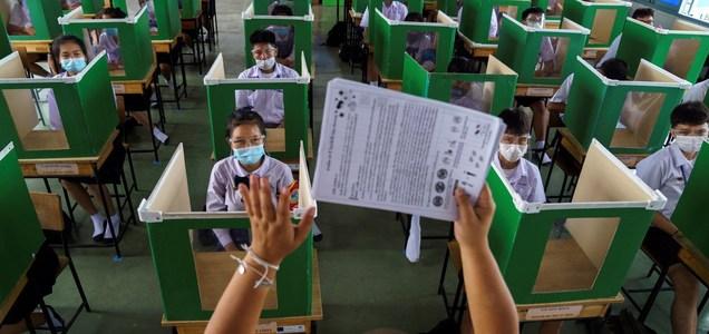 Coronavirus: cómo es la reapertura de los colegios en el mundo
