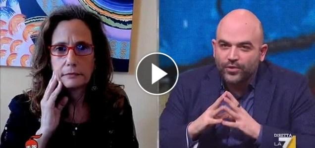"""Roberto Saviano: """"Il Paese sta andando in mano alla criminalità organizzata finanziaria"""""""