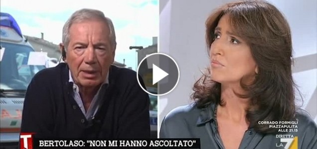 """Guido Bertolaso: """"Banchi con rotelle meritano oscar per la sciocchezza"""""""