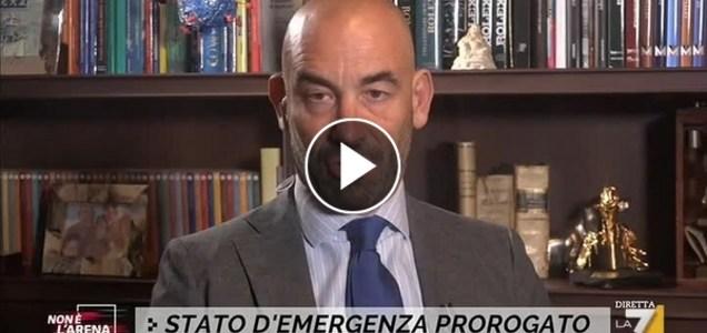 """Matteo Bassetti: """"Situazione ancora sotto controllo, non bisogna fare terrorismo"""""""