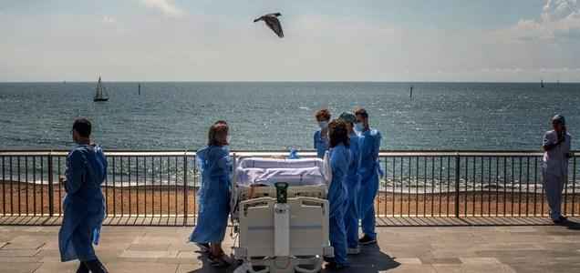 Hospital de Mar: Un paciente con coronavirus que ha dado la vuelta al mundo