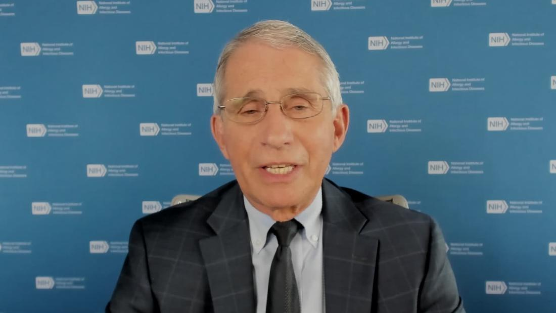 Fauci breaks down Covid-19 timeline from exposure to symptoms