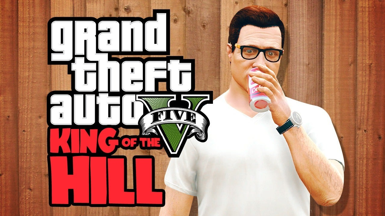 GTA 5 Cinema: King of the Hill Intro - IGN Video