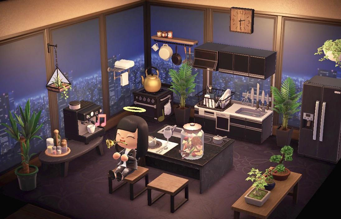 County View Contracting Animal Crossing New Horizons Kitchen Design Ideas