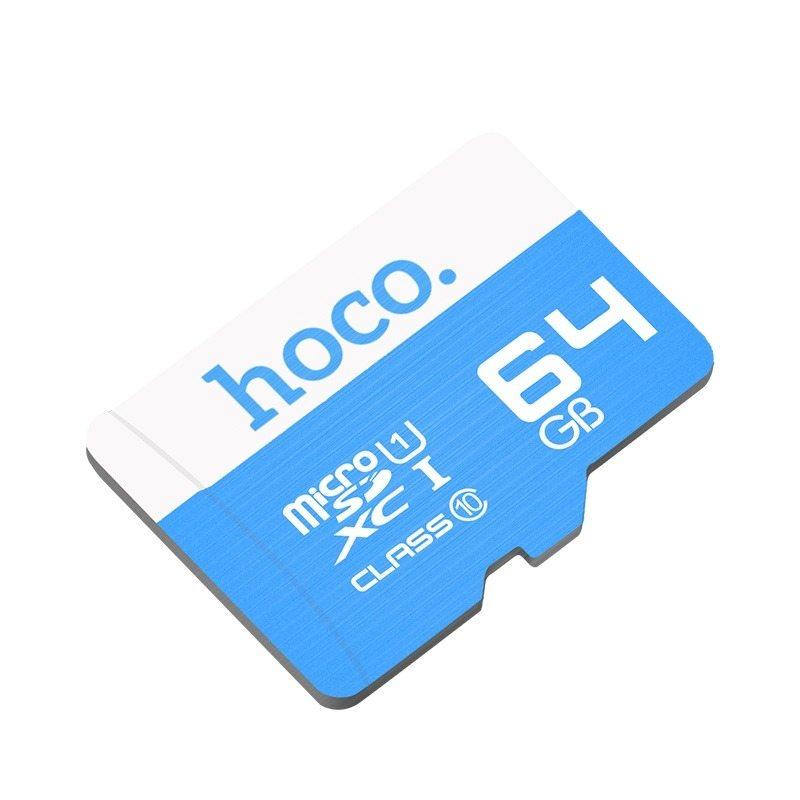 THẺ NHỚ HOCO MICRO SD 64GB CLASS 10 ĐỦ DUNG LƯỢNG - CHÍNH HÃNG