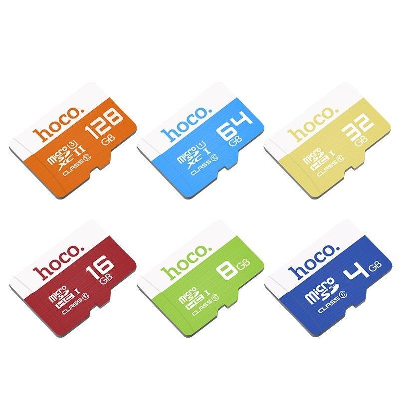 THẺ NHỚ HOCO MICRO SD 32GB CLASS 10 ĐỦ DUNG LƯỢNG - CHÍNH HÃNG