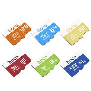 THẺ NHỚ HOCO MICRO SD 4GB CLASS 6 ĐỦ DUNG LƯỢNG - CHÍNH HÃNG