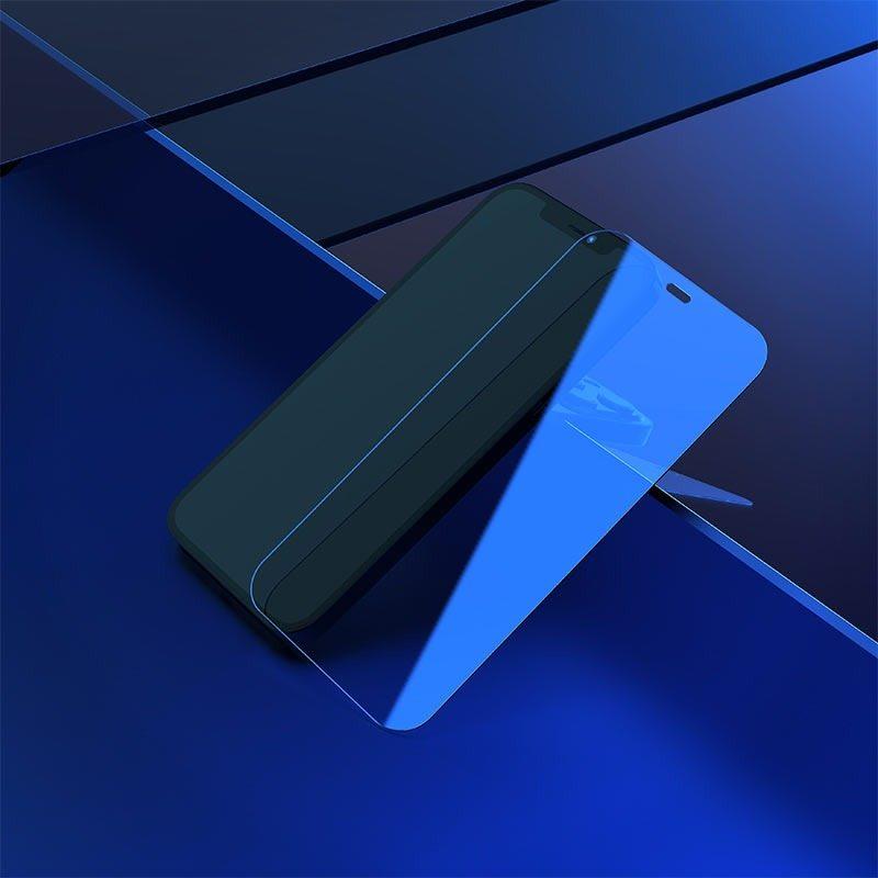 DÁN CƯỜNG LỰC FULL MÀN HOCO G6 IPHONE 12 MINI, 12 PRO, 12 PRO MAX - CHÍNH HÃNG (HỘP 10C)